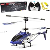 Syma S107/S107G Phantom 3CH 3.5 Channel Mini RC Helicopter with Gyro Blue