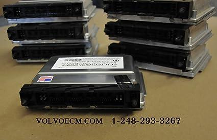 Amazon com: Volvo XC90 ECU ECM 8603589 Engine Control Unit: Car