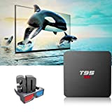 T95 S2 Android 7.1 tv Box with 1GB RAM 8GB ROM