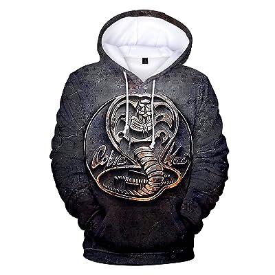 The Karate Kid Cobra Kai Sweater Sweatshirt Pullover Hoodie Jacket Unisex