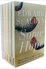 Edward St Aubyn Patrick Melrose Novels 5 Books Collection Pack Set RRP: £39.95 (Mothers Milk, Never Mind, Bad News, At Last, Some Hope)