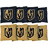 8 Vegas Golden Knights NHL Regulation Corn Filled Cornhole Bags