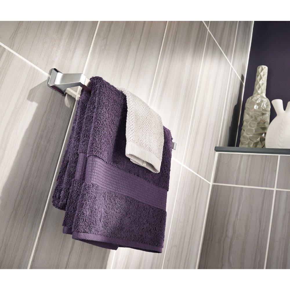 Franklin Brass  D2418SN Futura 18'' Towel Bar, Satin Nickel by DELTA FAUCET