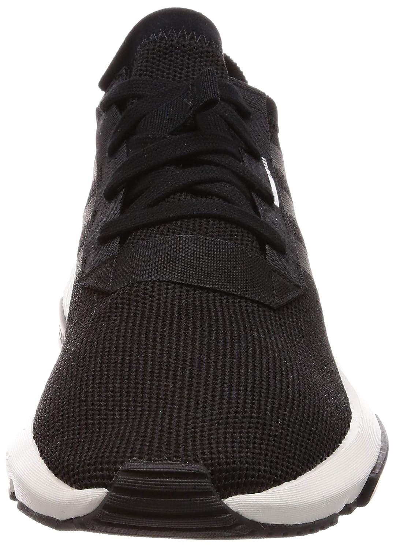 adidas Herren Pod-s3.1 Gymnastikschuhe, schwarz Schwarz (Negbás/Negbás/Ftwbla 000)