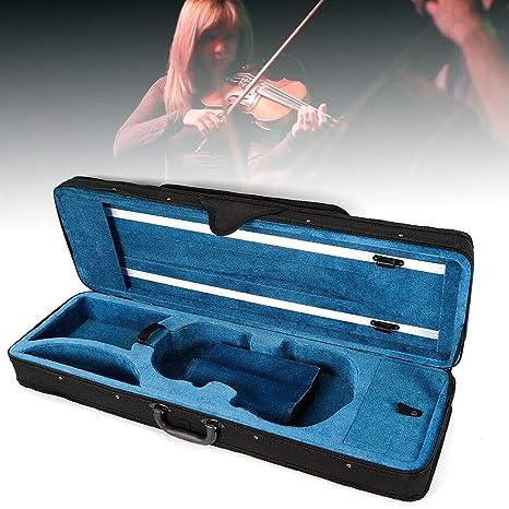 YiWon Estuche para violín 4/4 Estuche para violín Estuche de ...