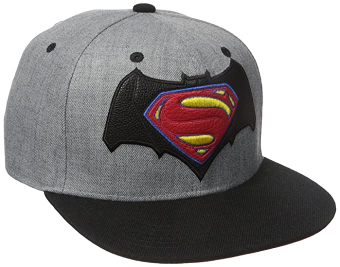 DC Comics Batman vs. Superman Logo Sublimated Bill Heather ...