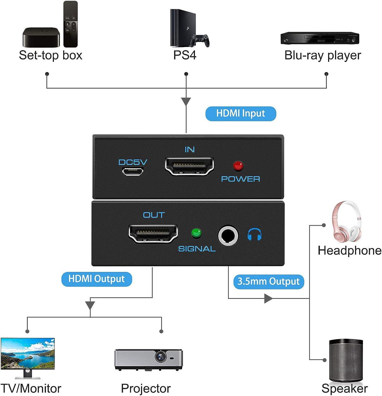 alpha-ene.co.jp Electronics Accessories & Supplies HDMI Audio ...