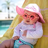 i play. Baby Solid Brim Sun Protection Hat, Light