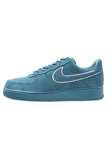 Nike Air Force 1 '07 Lv8 Suede Noise AquaNoise Aqua blue Force aa1117 400