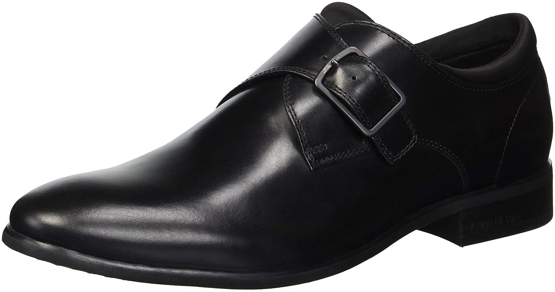 TALLA 45 EU. Kenneth Cole Levin Monk, Zapatos de Cordones Oxford para Hombre