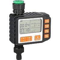 Romacci 3 programas separados Temporizador de água de 3 polegadas tela grande IP65 à prova d'água modo automático e…