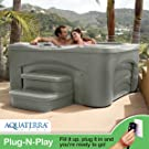 Aquaterra Spas Grayson 17-jet, 4-person Spa