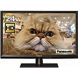 パナソニック 24V型 液晶 テレビ VIERA 裏番組録画対応 TH-24E300 ハイビジョン