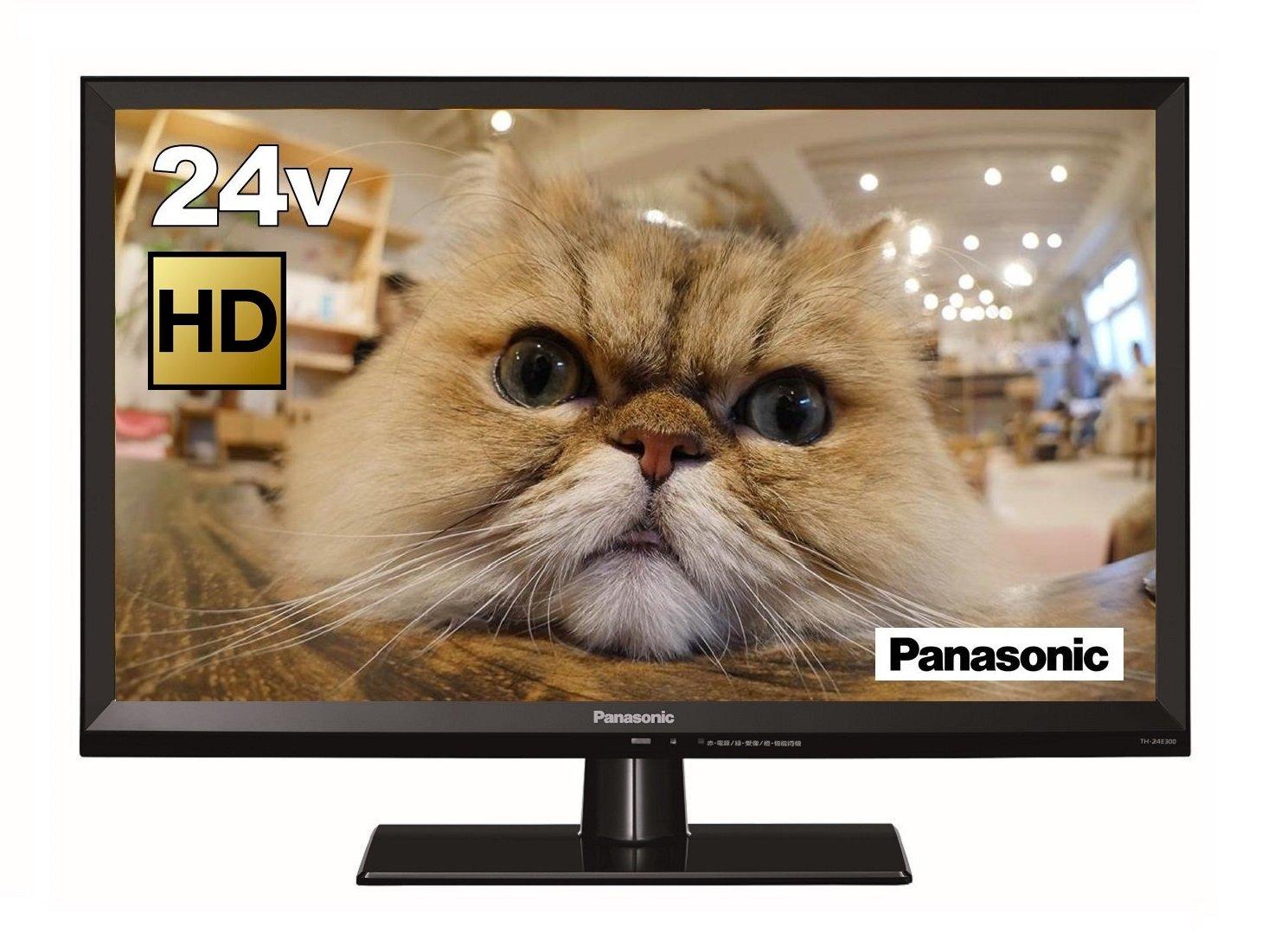 Panasonic 液晶テレビ VIERA TH-24E300 ハイビジョン