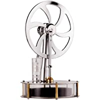 Sunnytech Low Temperature Stirling Engine Motor Steam Heat Education Model Toy Z1 - Toy Great Boyfriend or Girlfriend…