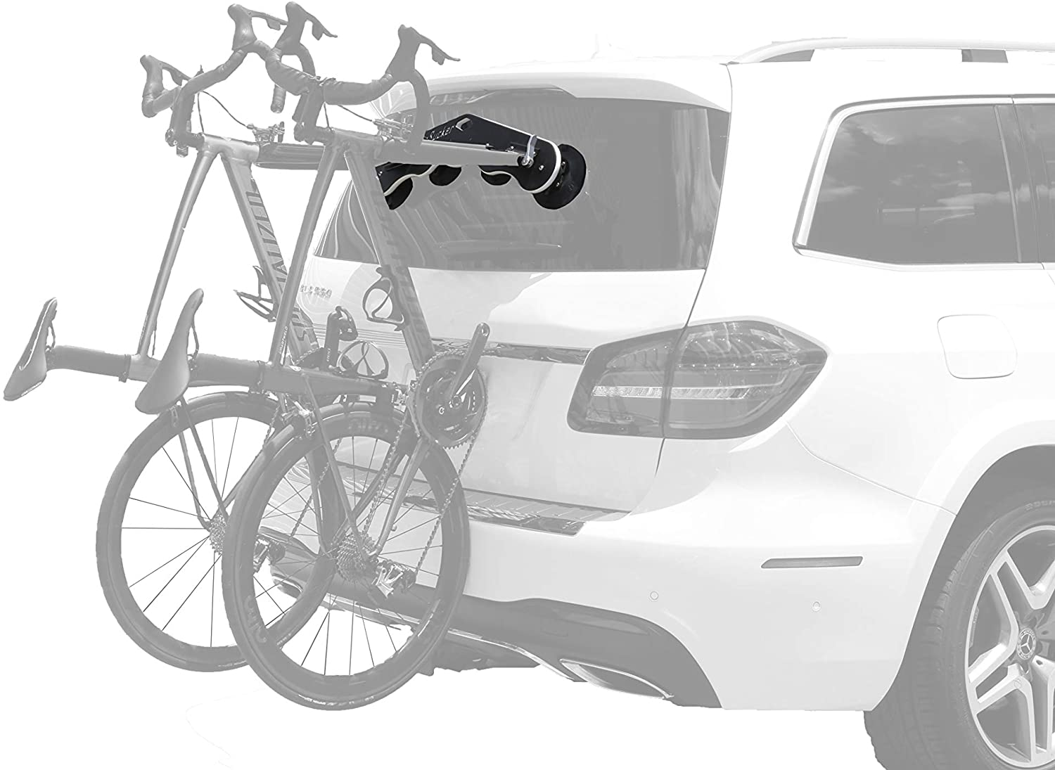 4. SeaSucker Mini Bomber 2 Bike Rack
