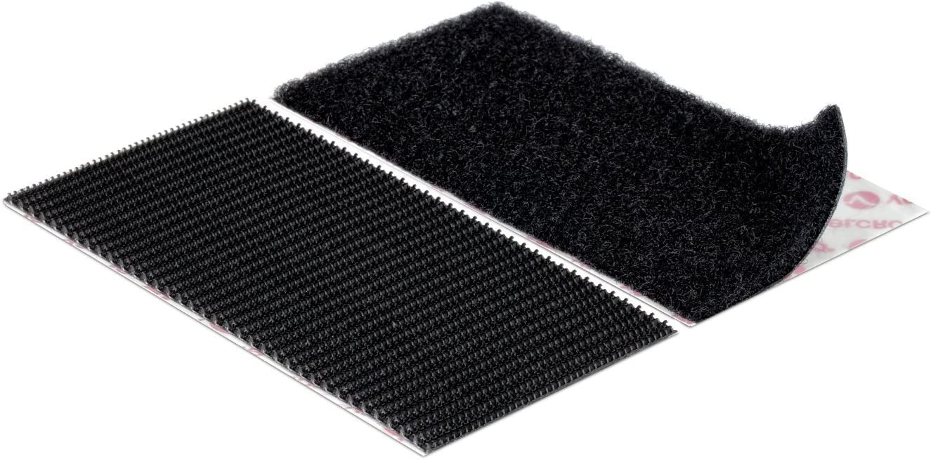 VELCRO/® Brand PS51//PS52 ULTRAMATE/® Industrial Strength Velcro Heavy-Duty Stick On Self Adhesive Velcro Tape 5CM Wide 2 Metres Long