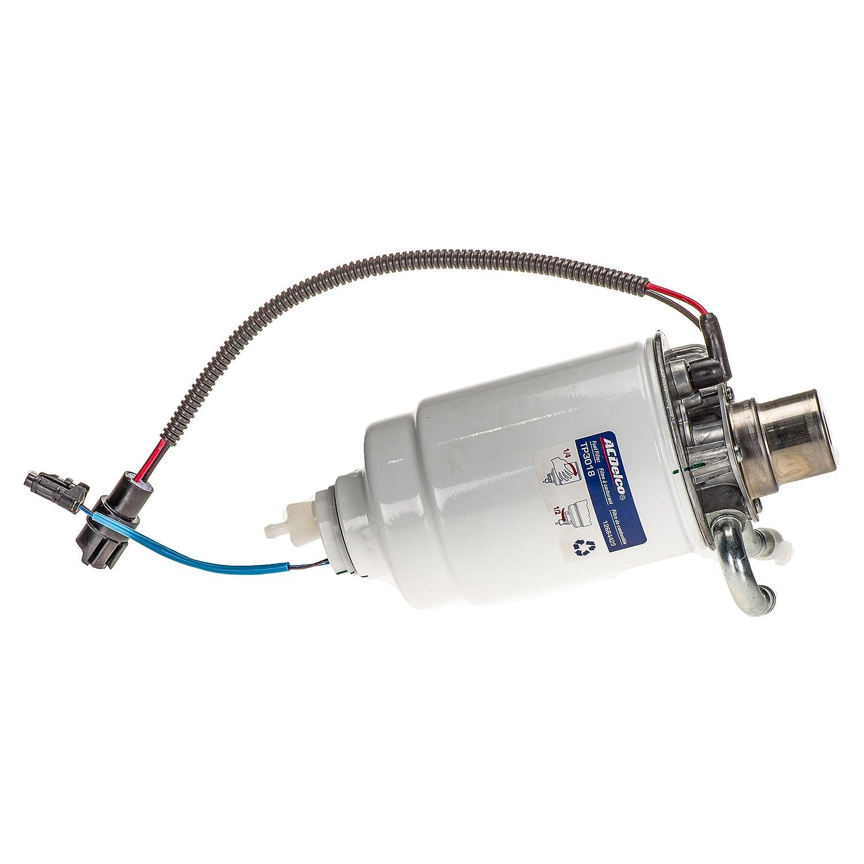 Oem New 66l Duramax Diesel Fuel Filter Housing 01 04 6 Silverado Sierra 97780061 Automotive