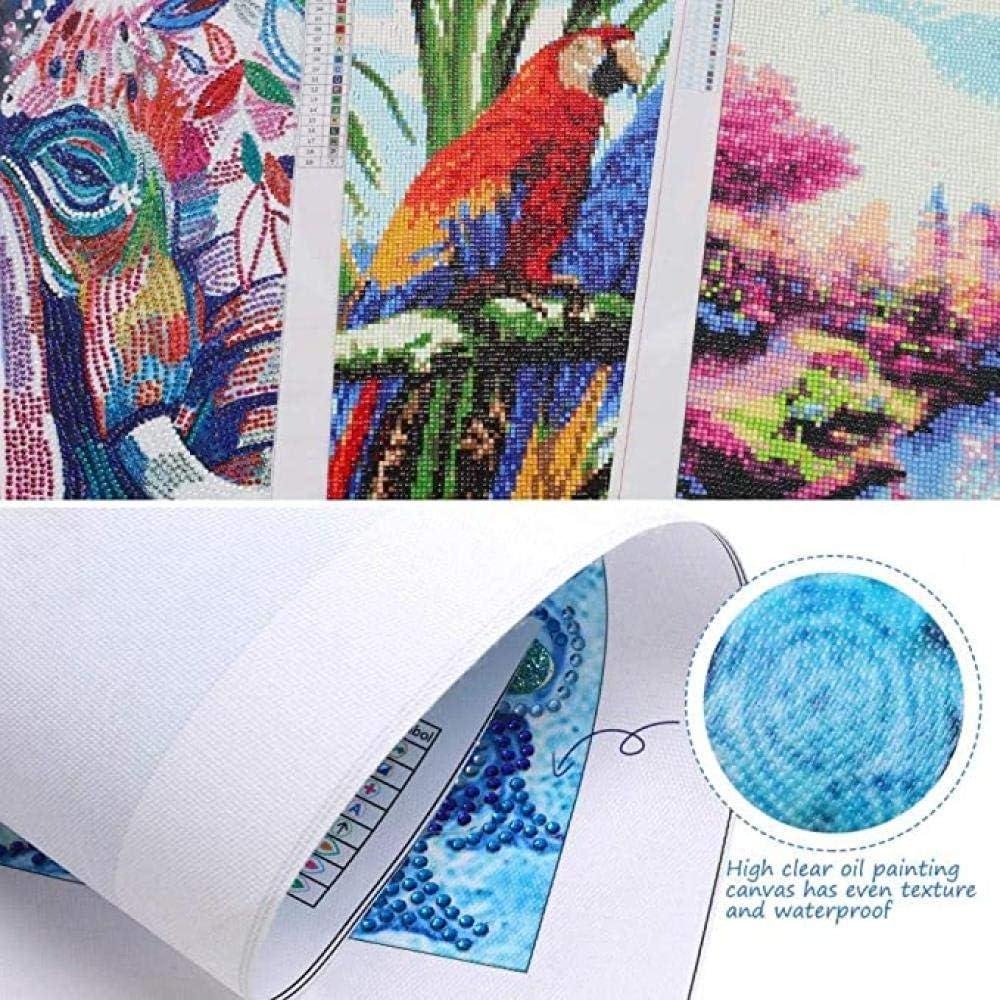 for Bedroom Home Decor Artwork 40X50Cm LCCYJ/® Stranger Things Diamond Painting Cross Stitch 5D Broderie Full Rhinestone Diy Sticker Picture Kits