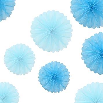 Beyond Dreams Conjunto de 10 Premium Paper Pompoms Set de ...