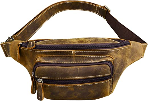 Hot Fashion Men Women Shoulder Bag Backpack Waist Fanny Bag 3 Colors Gifts