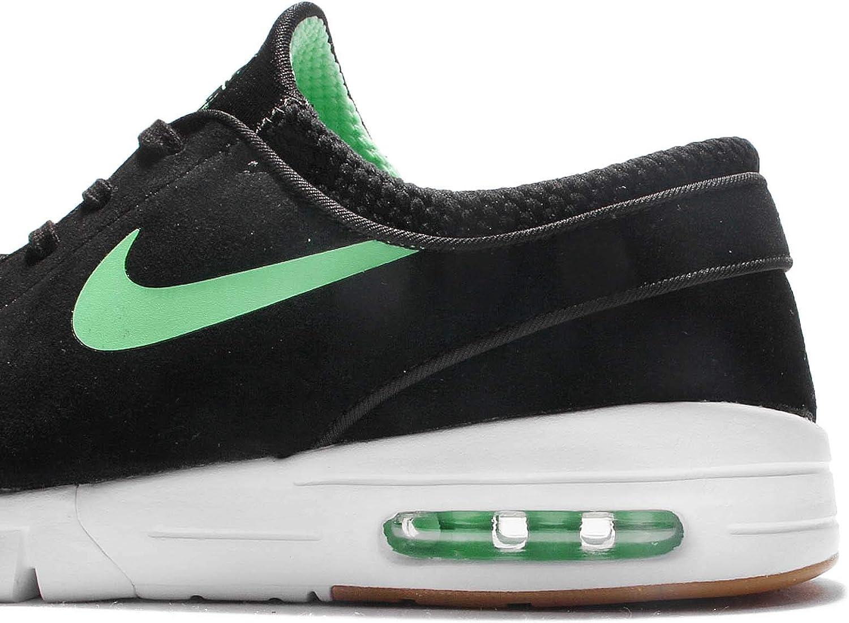 reloj tecnicas modernas disponibilidad en el reino unido Amazon.com | Nike Men's Stefan Janoski Max L, Black/Green Glow ...