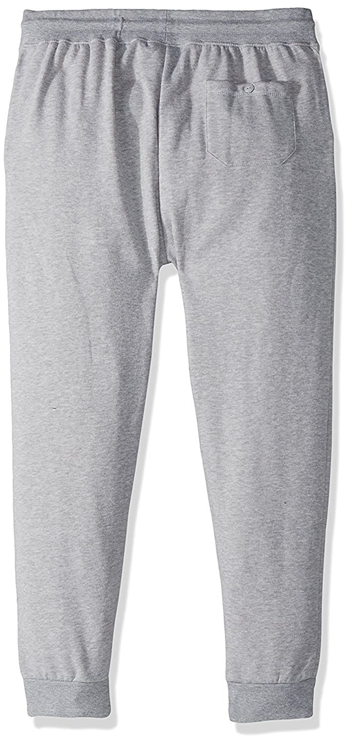 NFL Detroit Lions Ultra Game Mens JOGGER Heather Gray Large