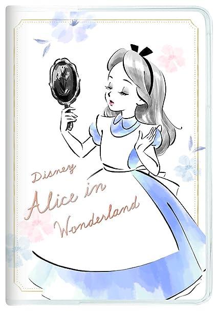 Kamio Japan Disney Alice 2019 Agenda planificadora mensual ...