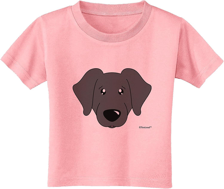 TooLoud Cute Yellow Labrador Retriever Dog Infant T-Shirt