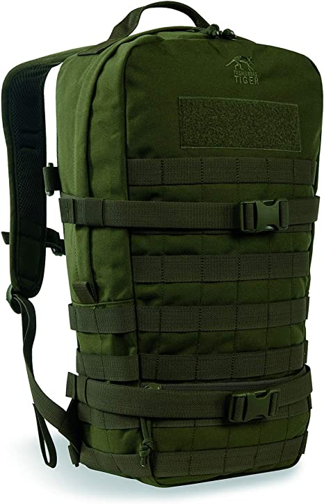 Tasmanian Tiger Essential Daypack MkII Black