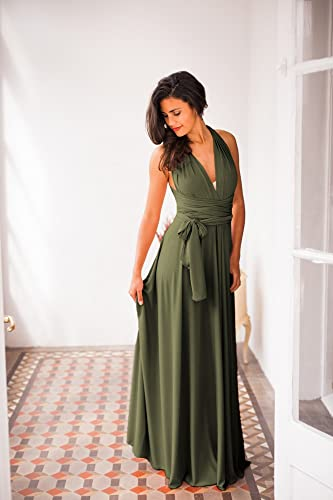 Sage Bridesmaid Dress Light in the Box