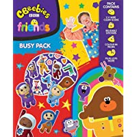 BBC Cbeebies Friends Childrens Busy Pack