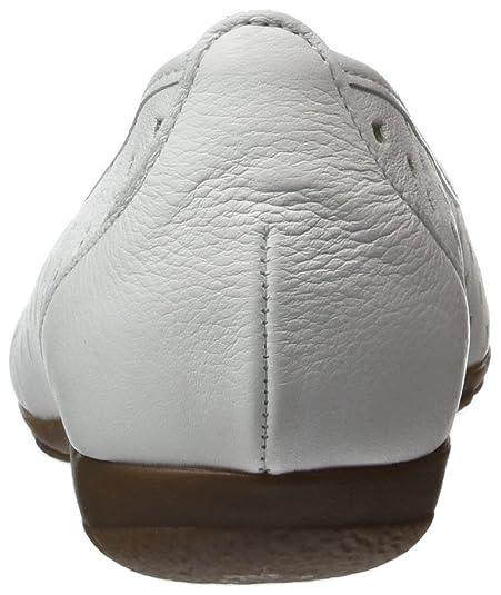 Gabor Womens Ruffle 44.169.21 Shoes White