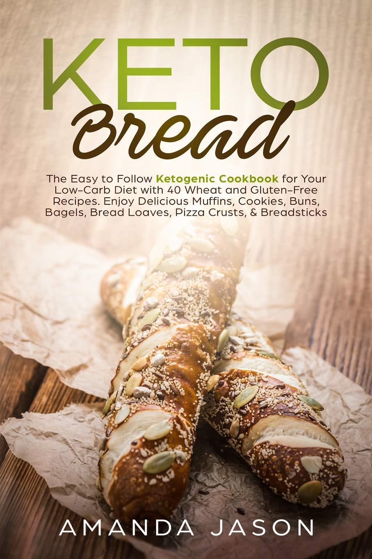 Keto Bread Ketogenic Gluten Free Breadsticks