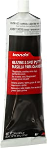 Bondo Brand (3m Company) 651 Glazingspot Putty 1# Tube Bx