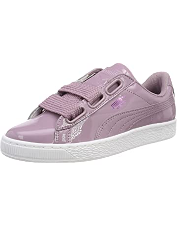 best authentic cb3b9 d3eff Puma Basket Heart Patent Wn s, Sneakers Basses Femme