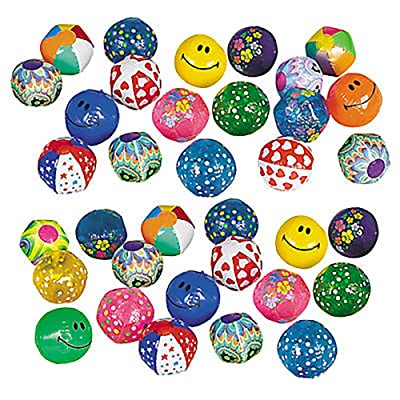 Mini Beach Ball Inflatables for Swimming Pool Party, Birthday Parties, Summer Fun Toy - Assortment (12-Pack): Health & Personal Care