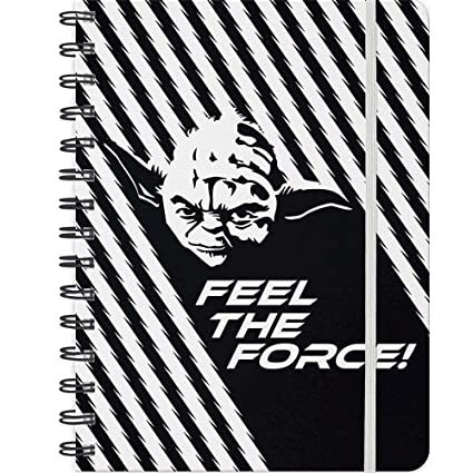 Amazon.com : 2019 Star Wars Weekly Note Planner : Office ...