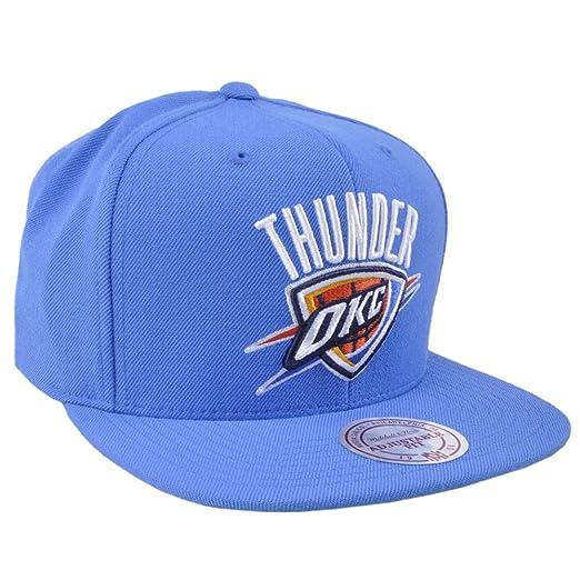 Amazon.com  OKC Thunder Mitchell Ness Durant Westbrook NBA Snapback ... d596cdf0522a