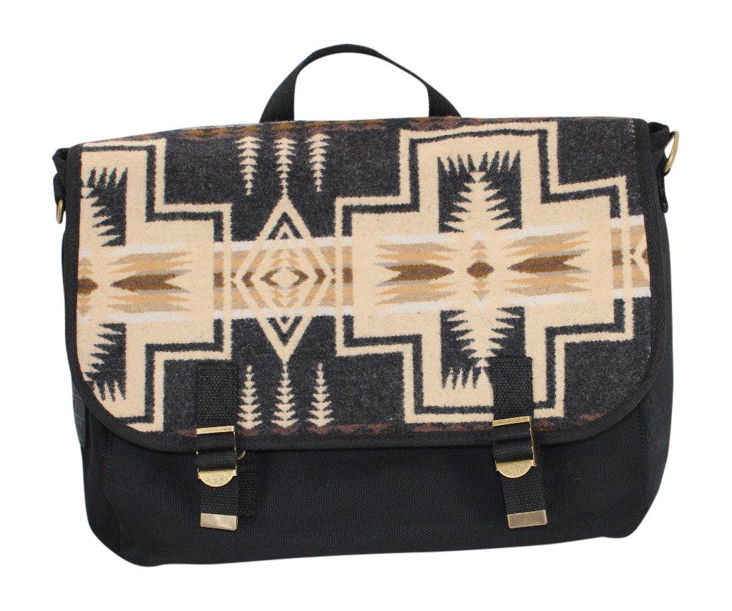 Pendleton Women's Messenger Bag, Harding Oxford