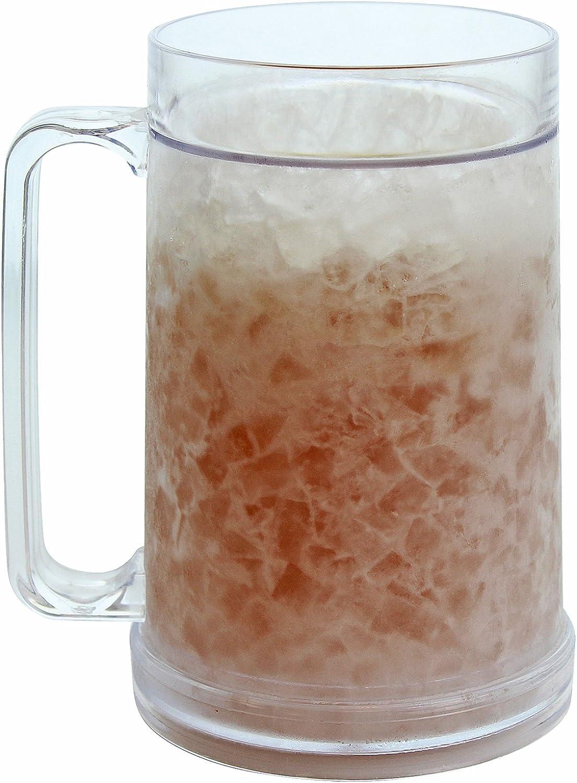 Double Wall Gel Frosty Freezer Mugs