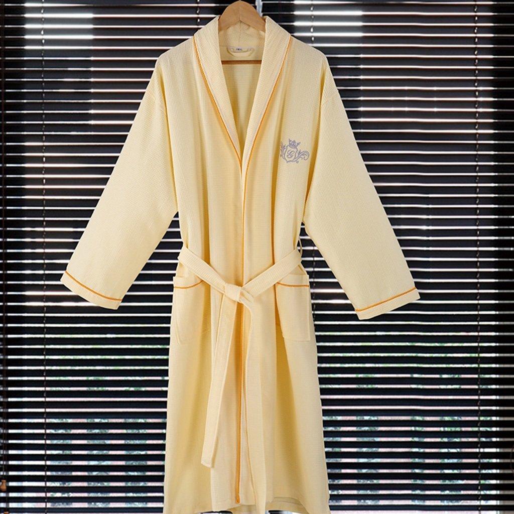 offene Front Kleid Jersey Baumwolle pr/ä-Post-Partum Bademantel f/ür Mutterschaft Premamy