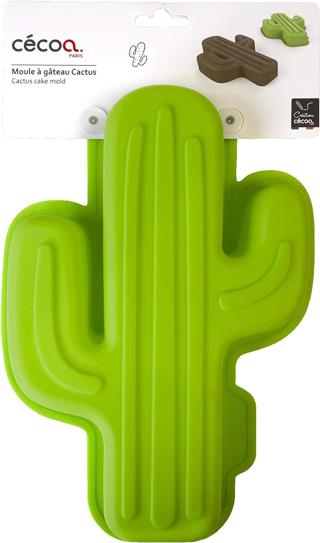 C/ÉCOA Moule A Gateau Cactus