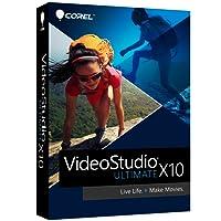 Corel VideoStudio Ultimate v.X10, Box Pack, 1 User
