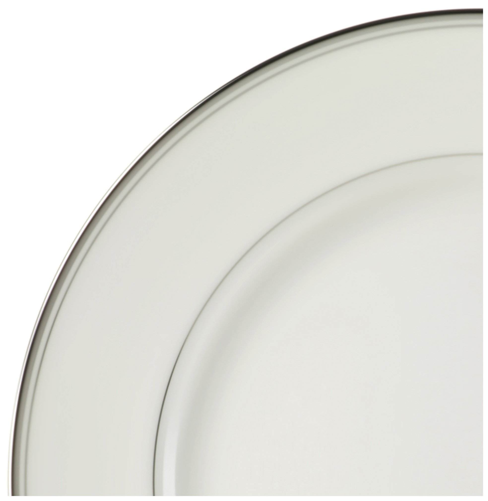 Mikasa Gothic Platinum Vegetable Bowl, 8.5-Inch