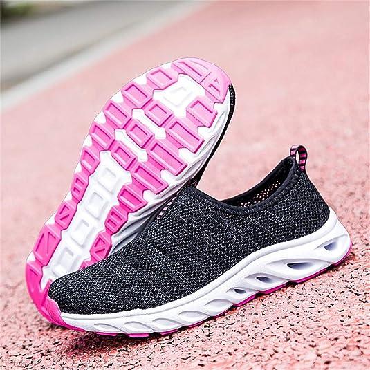 LuckyGirls Zapatos de Deporte, Zapatos Deporte Mujer Zapatillas ...