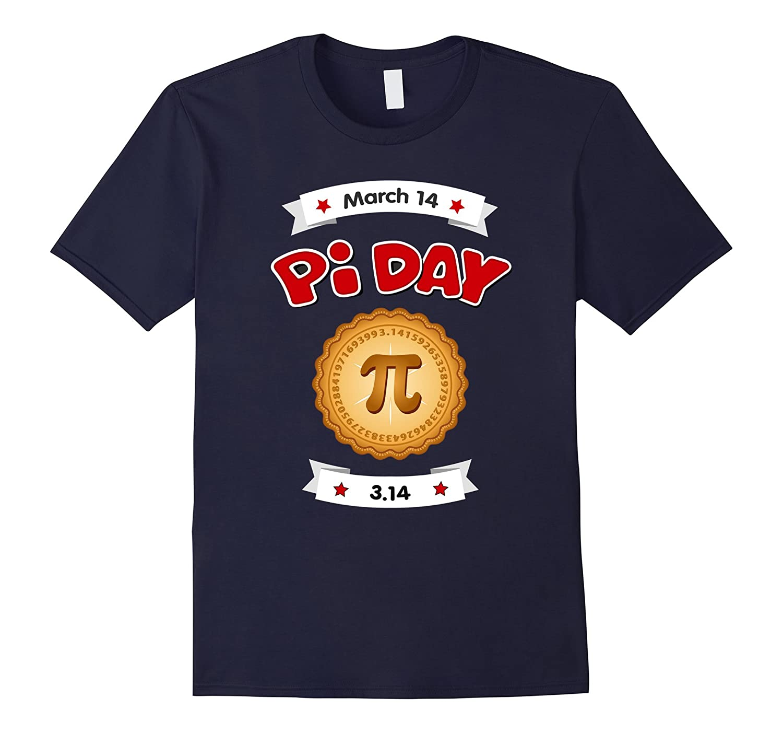 314 Tee - Happy Pi Day 2017 Shirt-TD