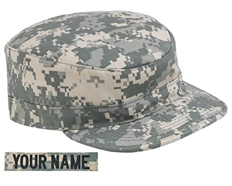 Amazon.com  Custom U.S. Army ACU Name Tag with Patrol Cap  Clothing 500d13364