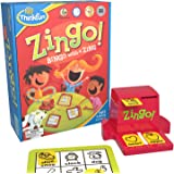 ThinkFun Zingo Bingo Award Winning Preschool Game for Pre-Readers and Early Readers Age 4 and Up - One of the Most Popular Bo