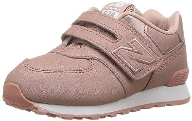 chaussure new balance rose enfant fille